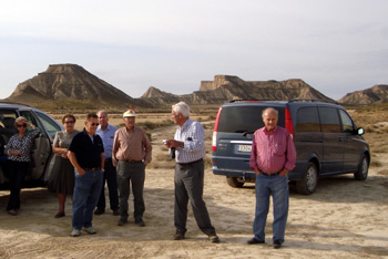 Guided Car Tours around the Bardenas Reales in Navarra